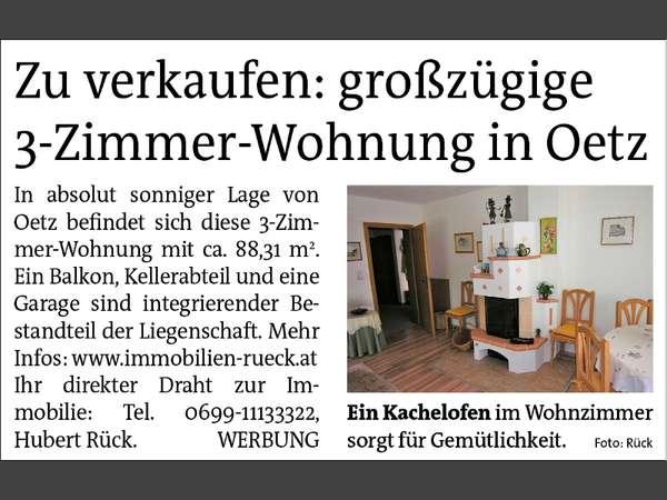 Eigentumswohnung in 6433 Oetz 80